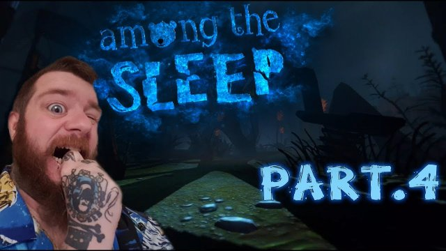 - AMONG THE SLEEP - MORE CREEPY PLAYGROUND and memorys.  Part: 4