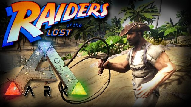 TRAILER - Raiders Of The Lost ARK (Survival Evolved)  - InGame Films