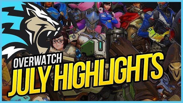 July Highlights [Overwatch] PC