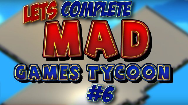 Let's Complete Mad Games Tycoon - #6 - New Building!