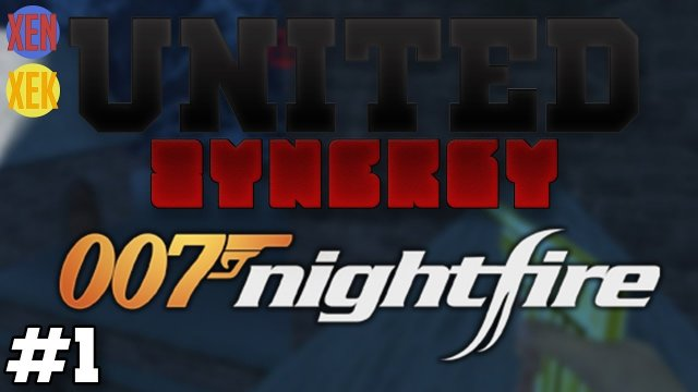 James Bond 007: Nightfire - #1 - United Synergy