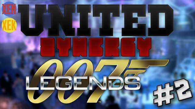 007 Legends - #2 - United Synergy