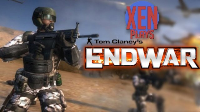 Tom Clancy's EndWar - Xen Plays