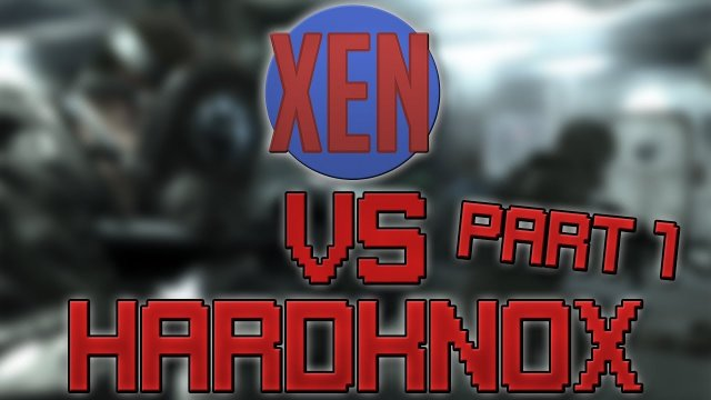 Xen Gaming VS HardKnox - #1 - Call of Duty 4