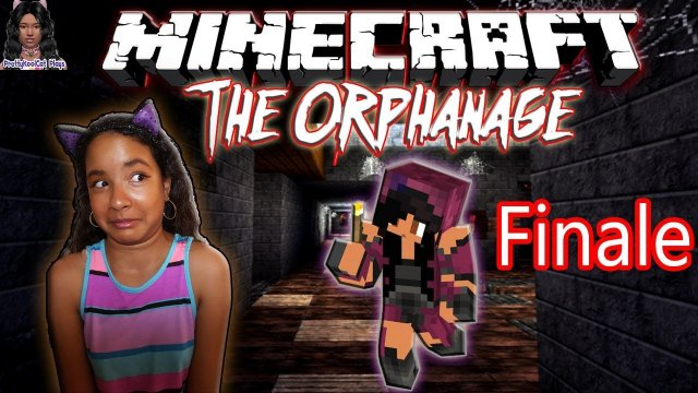 Minecraft - The Orphanage Map Finale - Spooky Week - Halloween