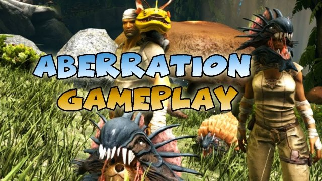 ARK: ABERRATION REVEAL - Gameplay - From TwitchCon - Oct 20th