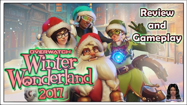 Overwatch - Winter Wonderland 2017 - Review and Gameplay