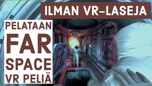 Let's play Far Space VR without vr-classess