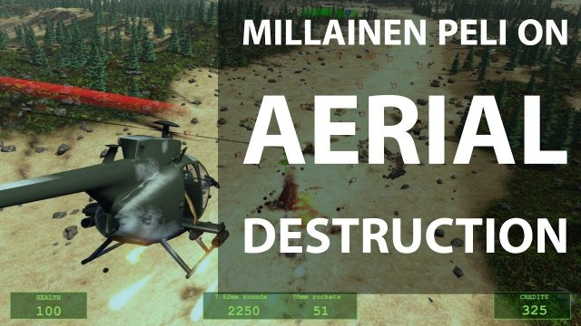 Let's check: Aerial destruction by Devdan games