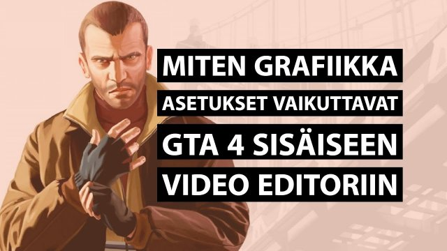 How long clips you can capture with GTA IV build-in video editor (ENG Youtube subtitles)