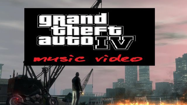 My game music video:  GTA IV: Collection of funny accidents and other cool stuff