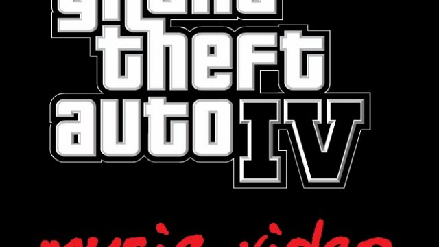 My game music video: GTA IV gameplay video