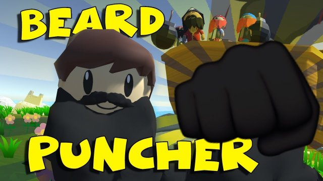 A Boy And His Beard - THE BEARD PUNCHER  (free steam game)