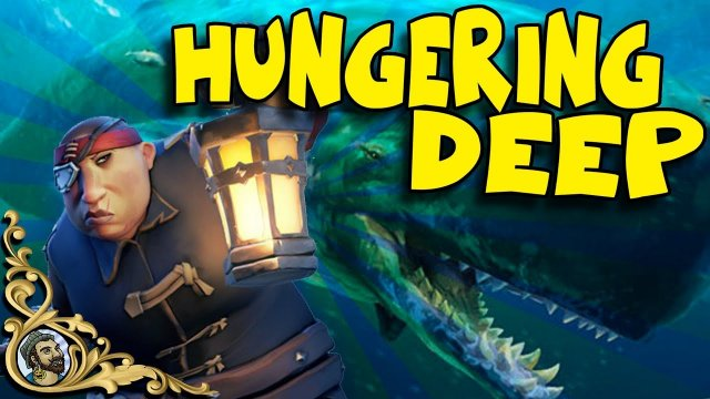 Sea Of Thieves - Hungering Deep - Sea Monster or Whale - Coming soon