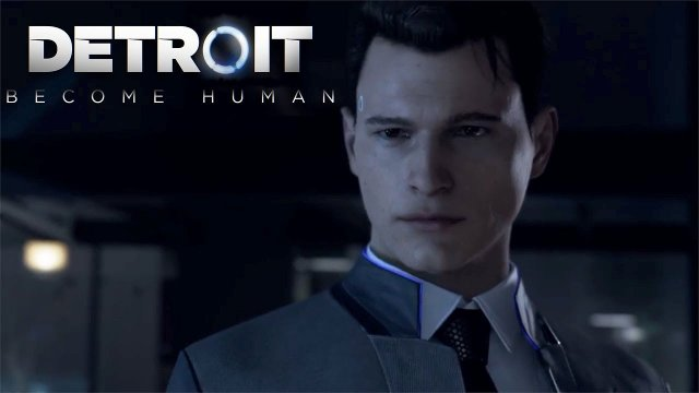 DETROIT BECOME HUMAN DEMO | WHAT IS GOING ON?!