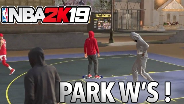 NBA 2K19 PARK - KINGS OF THE NEIGHBORHOOD