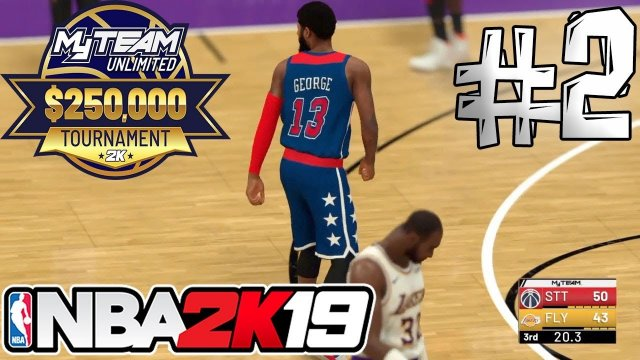 NBA 2K19 MYTEAM COME BACK SEASON
