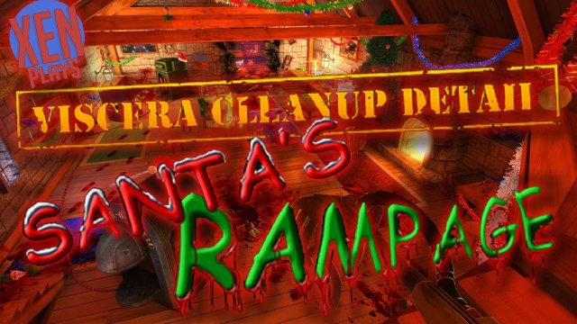 Viscera Cleanup Detail - Xen Plays