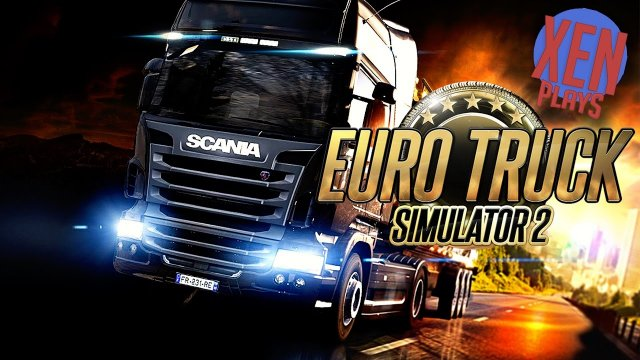 Euro Truck Simulator 2 - Xen Plays