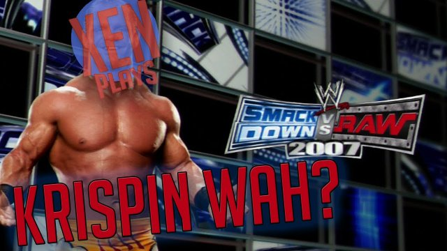 WWE SmackDown vs. Raw 2007 - Xen Plays