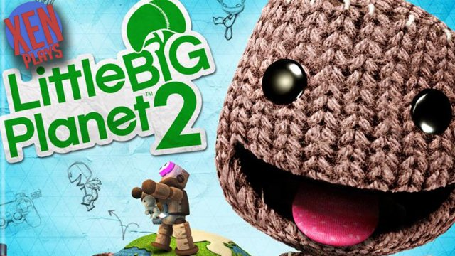 LittleBigPlanet 2 - Xen Plays