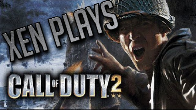 Xen Plays - Call of Duty 2