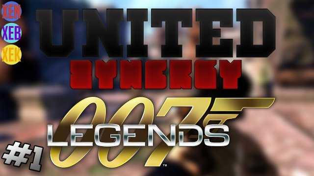 007 Legends - United Synergy W/Xen, Xeb and Xek