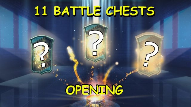 11 Battle Chests Opening | Faeria | OMG....Unbelievable CARDS!!!