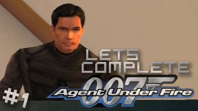 Let's Complete 007: Agent Under Fire