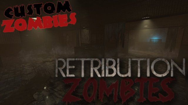 Retribution Zombies - CoD Black Ops 3 Custom Zombies W/Xen and Xek