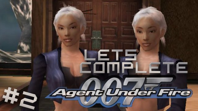 Let's Complete 007: Agent Under Fire - #2 - Harder Than I Remembered