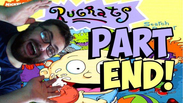 Let's Play (LIVE) - Rugrats Search For Reptar