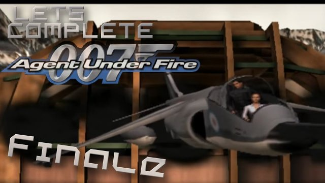 Let's Complete 007: Agent Under Fire - Finale - In One Sitting