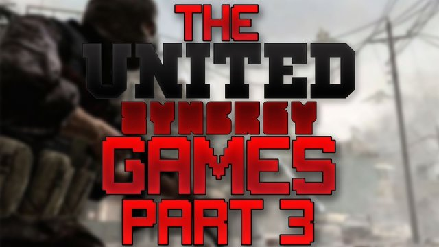 The United Synergy Games - Part 3 - Call of Duty 4