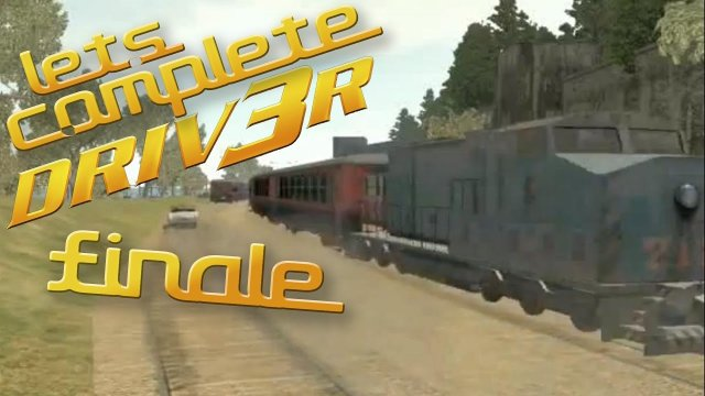 Let's Complete DRIV3R - Finale - Finally It Is Over!