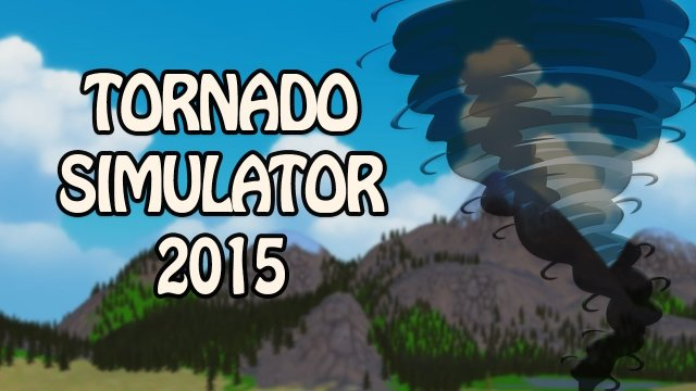 To Much Science | Tornado Simulator 2015