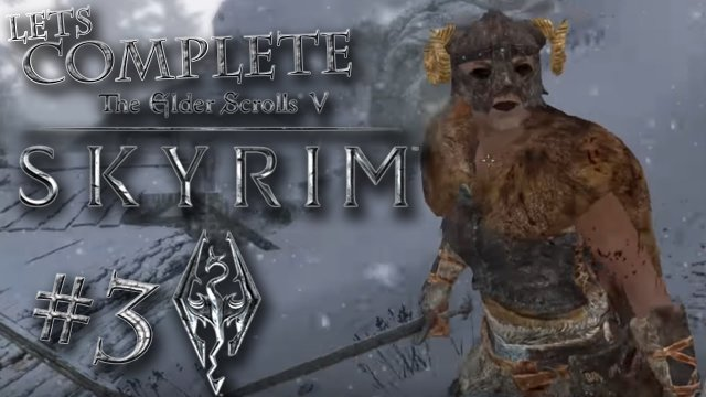 Let's Complete Skyrim Season 2 - #3 - Thane Of Winterhold
