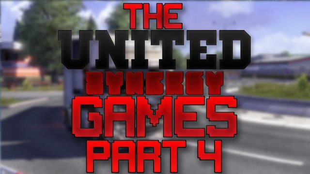 The United Synergy Games - Part 4 - Euro Truck Simulator 2