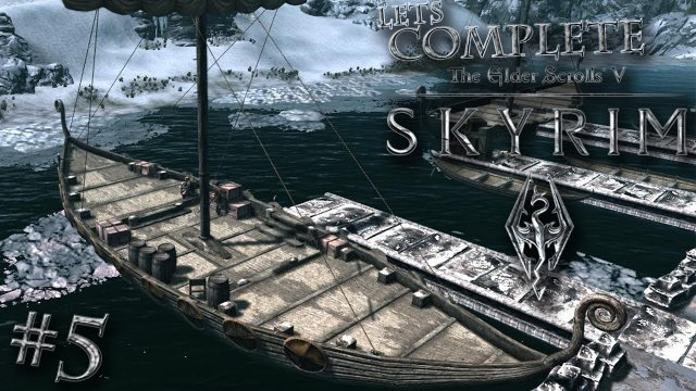 Let's Complete Skyrim Season 2 - #5 - I Need A Boat!