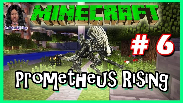Minecraft -  Prometheus Rising (#6)