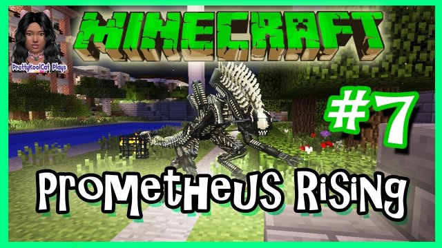 Minecraft - Prometheus Rising (#7)