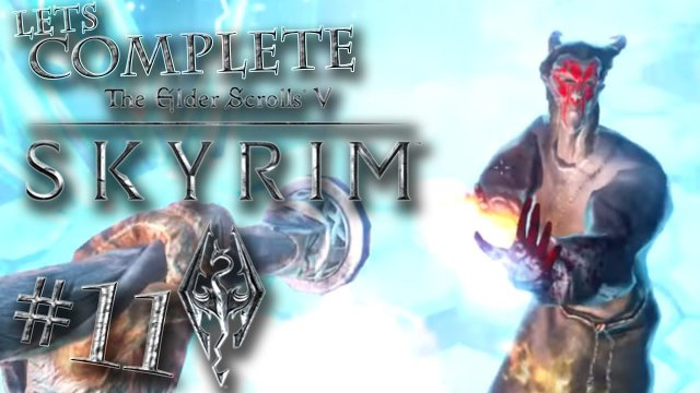 Let's Complete Skyrim Season 2 - #11 - Weird Things!