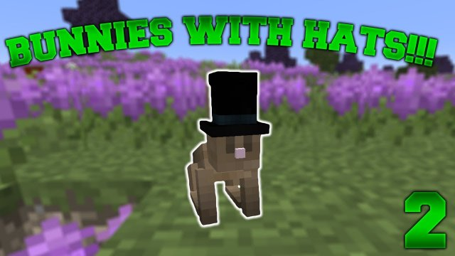 Minecraft: BUNNIES WITH HATS!!! | Ep. 2 | The Bro Necessities ModPack