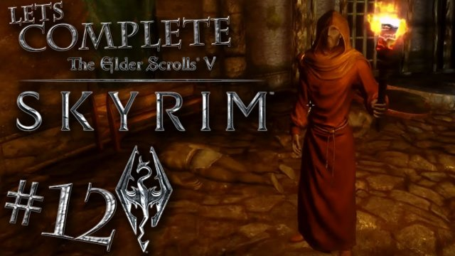 Let's Complete Skyrim Season 2 - #12 - My New Best Friend!