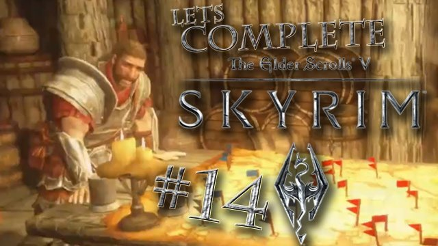 Let's Complete Skyrim Season 2 - #14 - Helping Falkreath