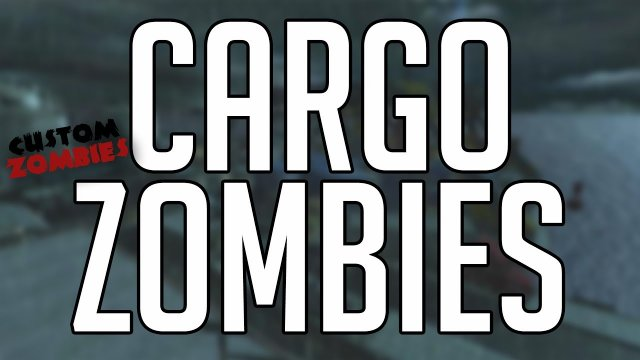 Zombie Cargo - CoD WaW Custom Zombies W/Xen and Xek